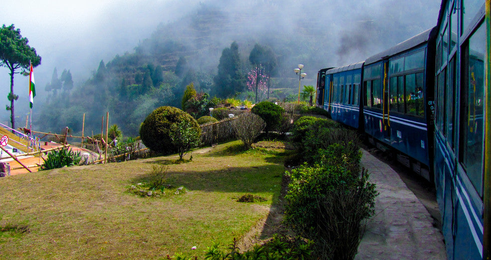 What are the scenic rail routes of India? Get answers on GoPo.