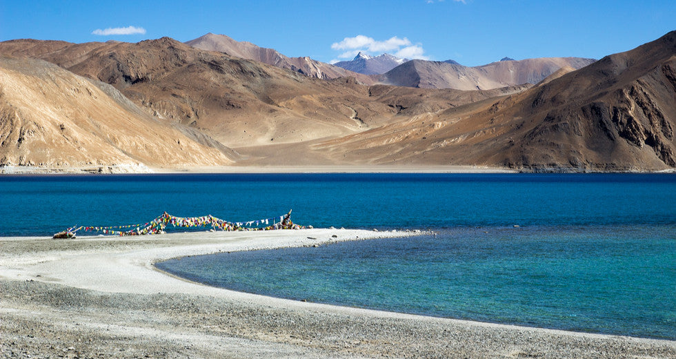 How to go directly from Nubra Valley, India to Pangong Tso, India?