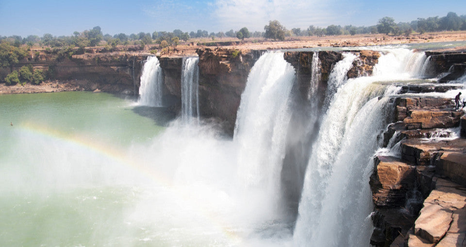 Is it safe to stay near Chitrakoot Falls in Chhattisgarh? Get answers on GoPo