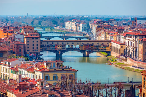 Florence in Italy - Awesome and Failproof Trip Plans or Itinerary From Top Travel Writers Only on GoPo at letsgopo.com