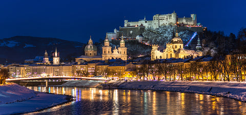GoPo's pick of top cities to visit in Europe: Salzburg, Austria