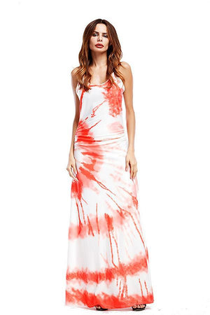 Dress Pavacat Casual Bandhnu Tank Maxi Dress