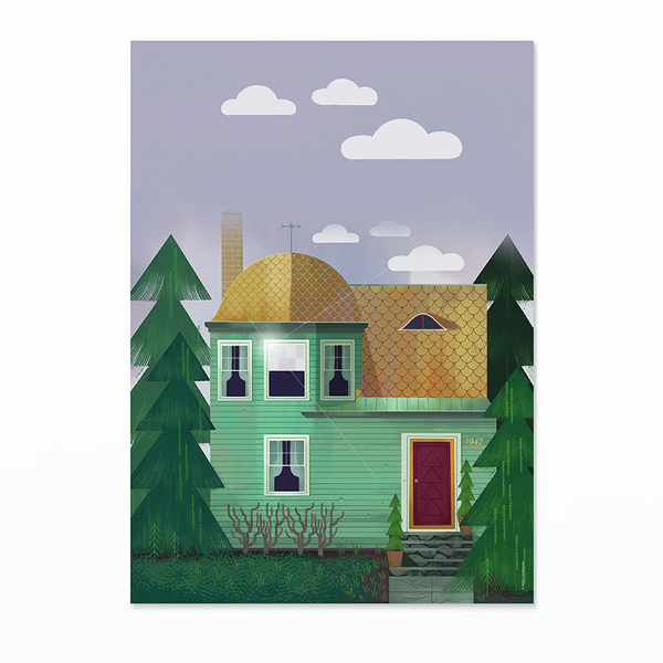 House in the Pines