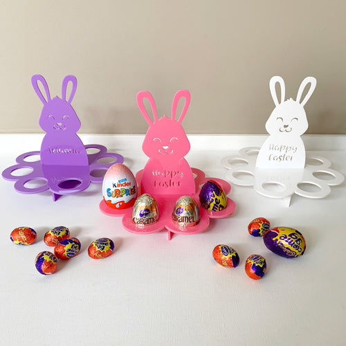 Easter bunny egg holder (Pre-order)