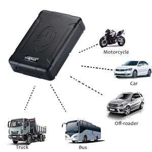 Magnetic GPS Tracker, USB Rechargeable - Vehicle Tracker