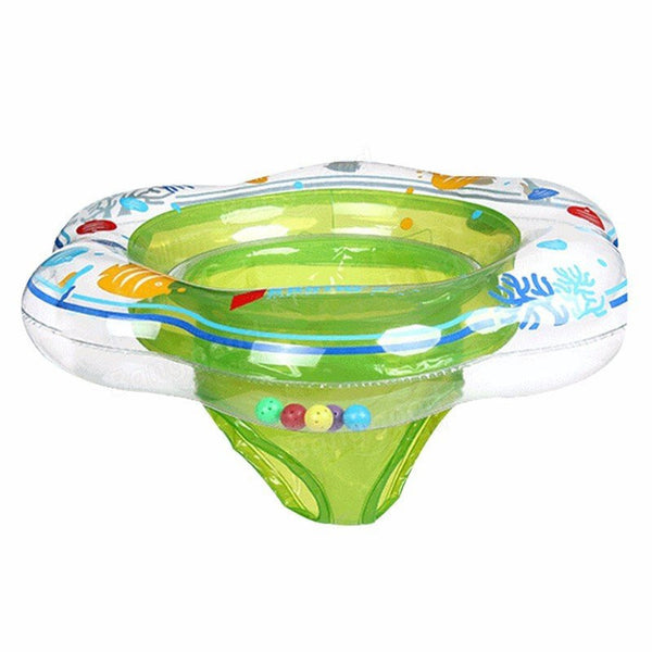 Baby Learning Pool Float Toy Infant Ring