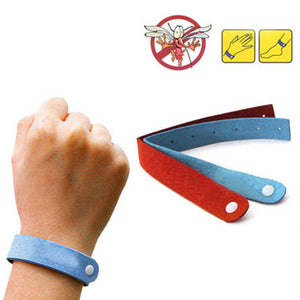 Mosquito Repellant Wrist Band, Anti-Bite Pest Control, Mosquito, Repellent