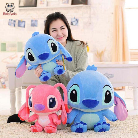 BOLAFYNIA Stitch Lilo & Stitch plush toy doll