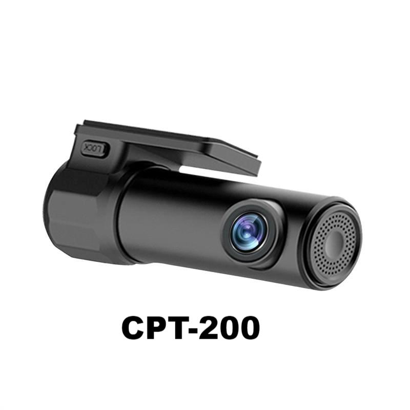 Car DVR Dash-Camera, Full HD 1080P, 170 Degree Wide Angle Monitor, Night Vision