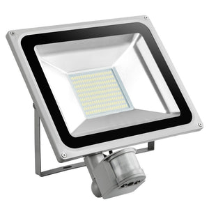 LED PIR Motion Sensor Floodlight,Outdoor LED Light