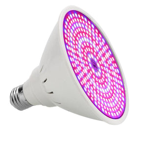 LEDs Grow Light E27 AC85-265V Full Spectrum Indoor Plant Lamp For Plants Vegs Hydroponic System Plant Light
