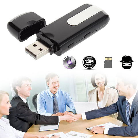 Mini DVR DV U8 USB Disk HD Hidden Camera