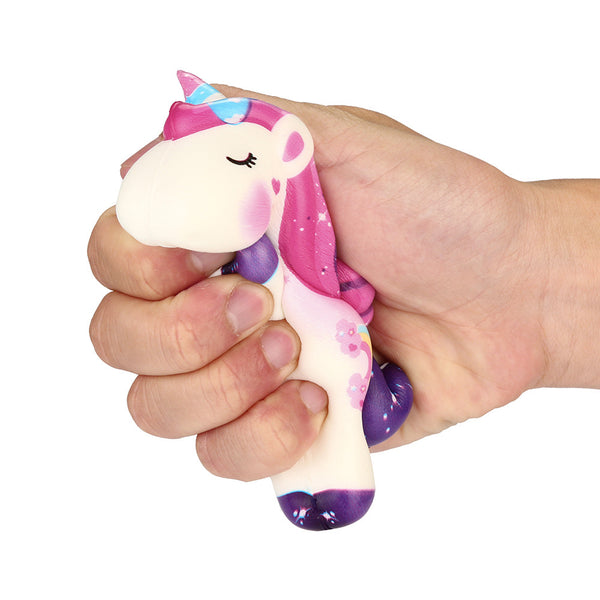 Unicorn Squishy Slow Boost Cartoon Scented Doll, perfect gift for Christmas
