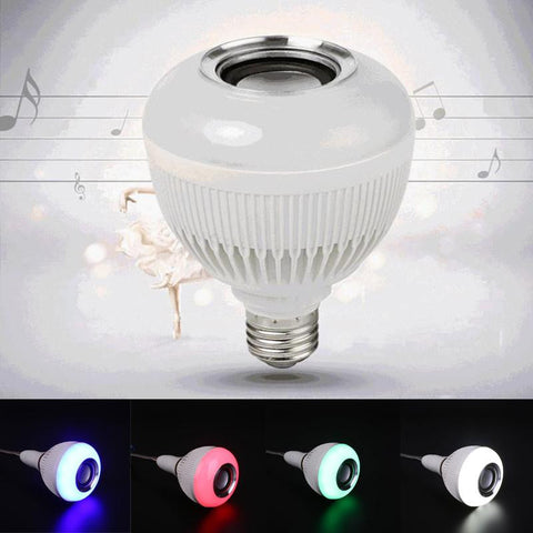 LED E27 Bulb Bluetooth