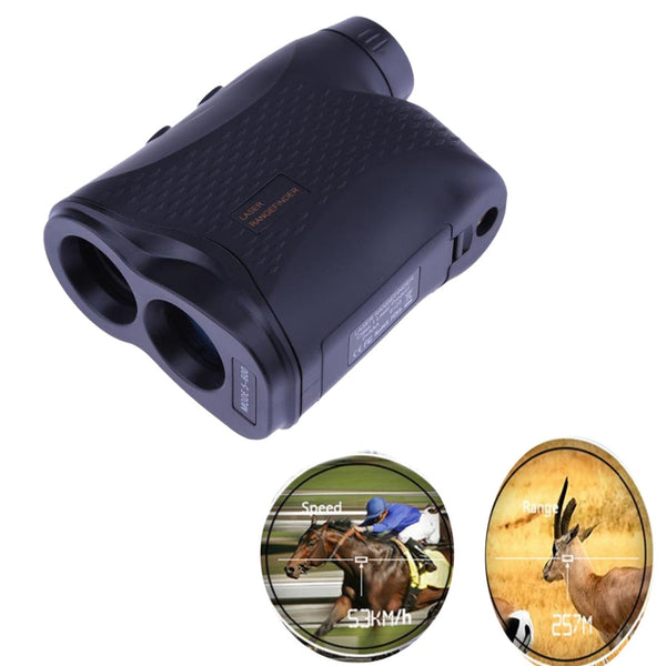 Professional 600M Monocular Telescope Laser Rangefinder Telescope for Hunting Golf Range Finder Measure Distance Speed Meter