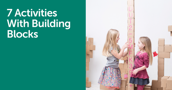 7 Activities With Building Blocks