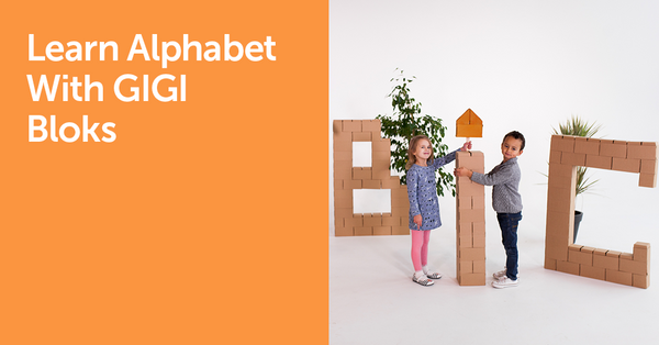 Learn Alphabet the Fun Way - With GIGI Bloks Alphabet Song!