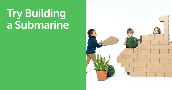 This Week Try Building a Submarine