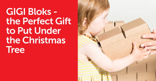 GIGI Bloks - the Perfect Gift to Put Under the Christmas Tree!