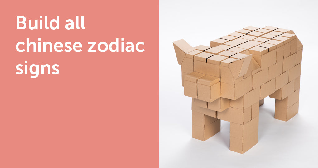 Build All Chinese Zodiac Signs
