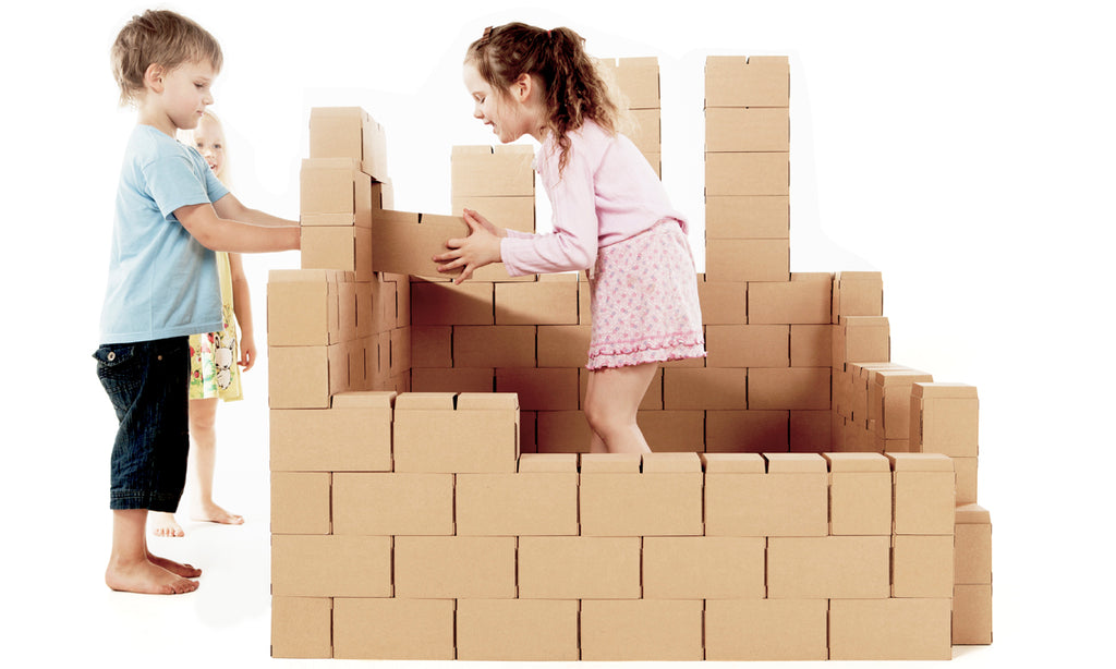 It's not just about building forts, it's about building essential skills too!
