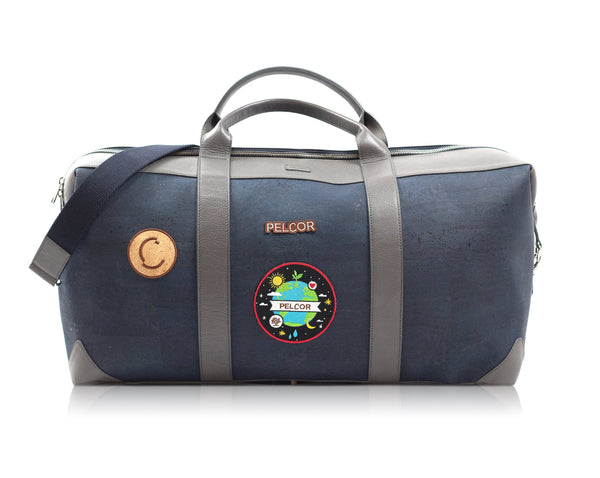 Cashew Holdall with Pelcor Patches