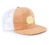 Pelcor Cap with Metal Plate - Kids