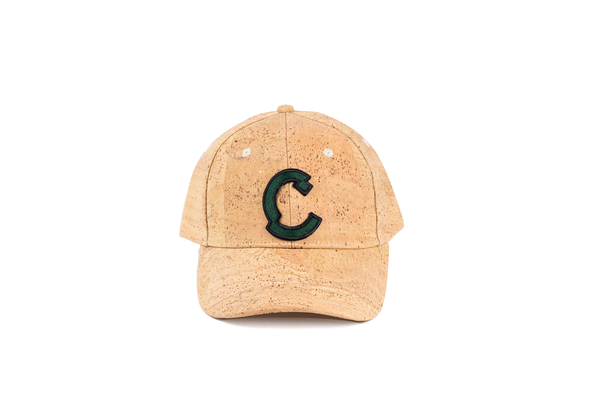 Sport Cap with Patch Green C