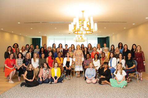 Tory Burch fellows class 2019- Credit: Tiffany Sage