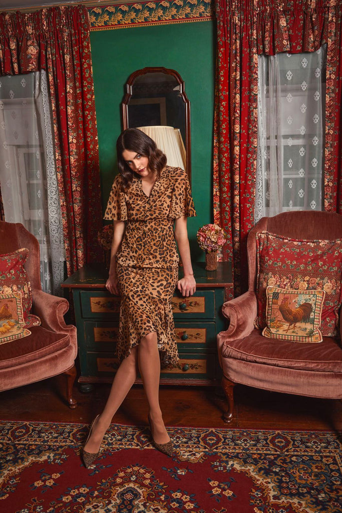 Larissa Dress <br> As seen in goop gift guide