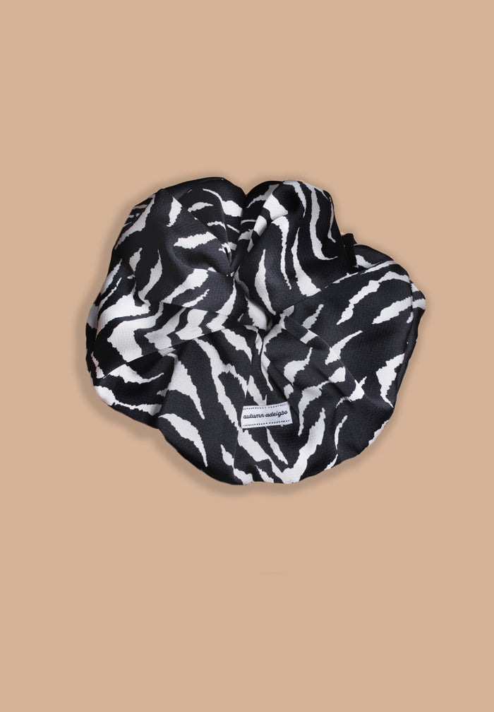 Tiger Scrunchie