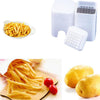 Image of Portable One Size Veggie & Fruits Strip Cutter