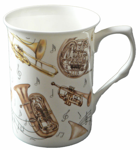 bone china mug.  10oz standard mug
