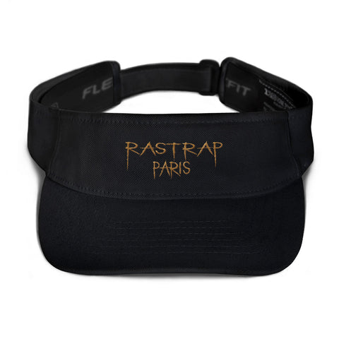 Rastrap DarkSide Visor (Gold Logo)
