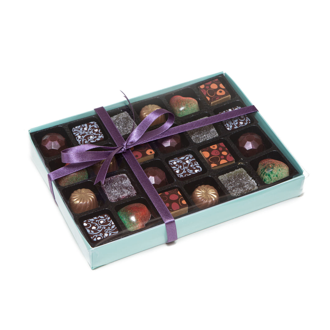 24 Box of Assorted Chocolates & Confectionery