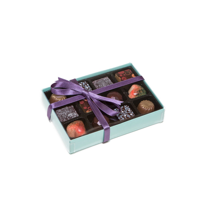 12 Box of Assorted Chocolates & Confectionery