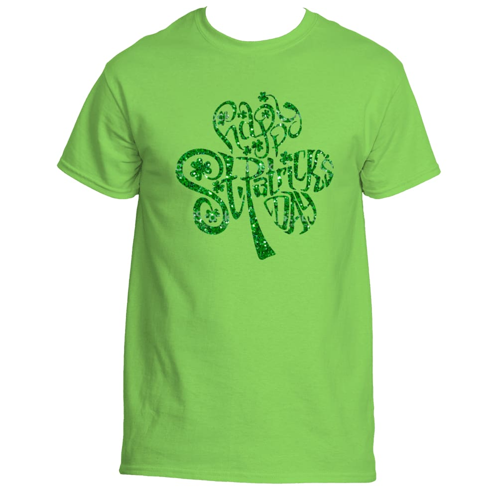 70fcd79dc 123GeekTees.com - Happy St. Patricks Shirt - Adult Youth Toddler ...