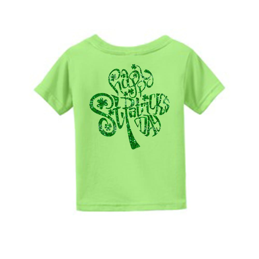 5bb72e37a ... Happy St. Patricks Shirt - Adult Youth Toddler Infant Free Shipping ...