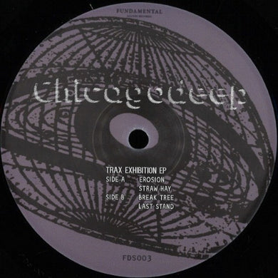 Chicagodeep - Trax Exhibition EP - Vinyl at The Sound Arcade