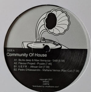 Various - Community Of House EP.