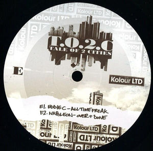 Various   - T.O.2.C. Tale Of 2 Cities
