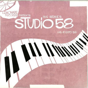 Sue Avenue, Studio 58   - Live At Expo 58