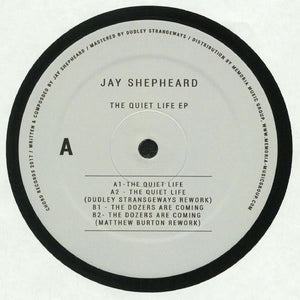 Jay Shepheard   - The Quiet Life EP