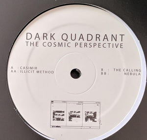 Dark Quadrant   - The Cosmic Perspective