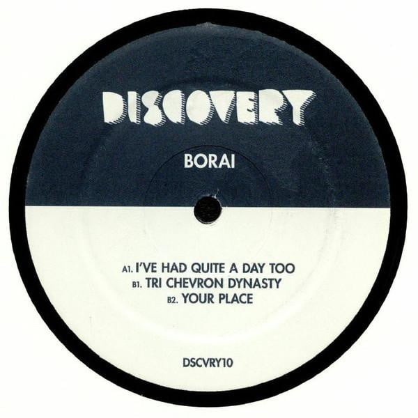Borai - I've Had Quite A Day Too