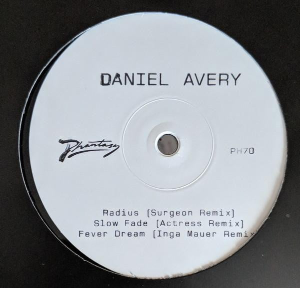 Daniel Avery   - Slow Fade (Remixes)
