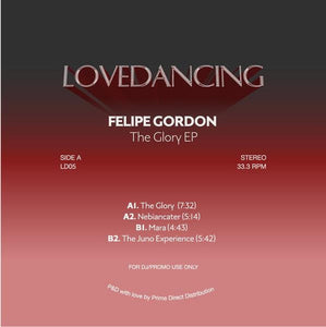 Felipe Gordon   - The Glory