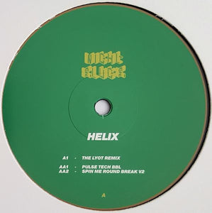 Helix   - Greatest Hits Vol.3 Sampler