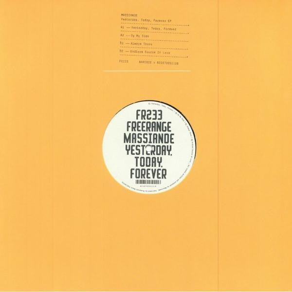 Massiande - Yesterday, Today, Forever EP