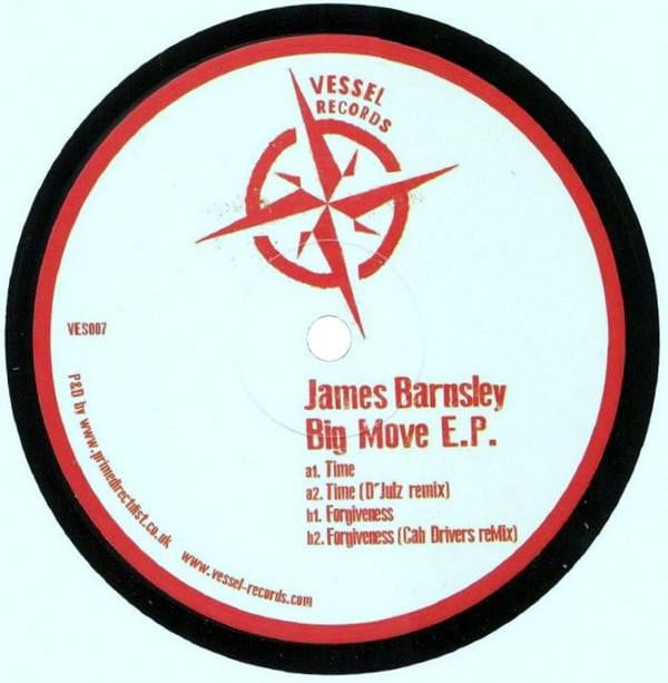 James Barnsley   - Big Move E.P